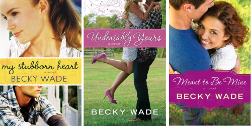 Becky Wade's Books