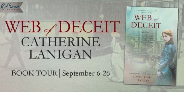 Web of Deceit Banner